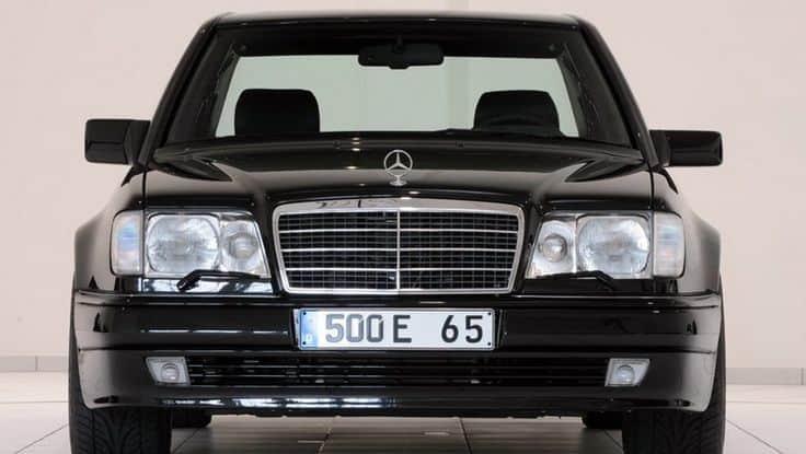The 1994 E500