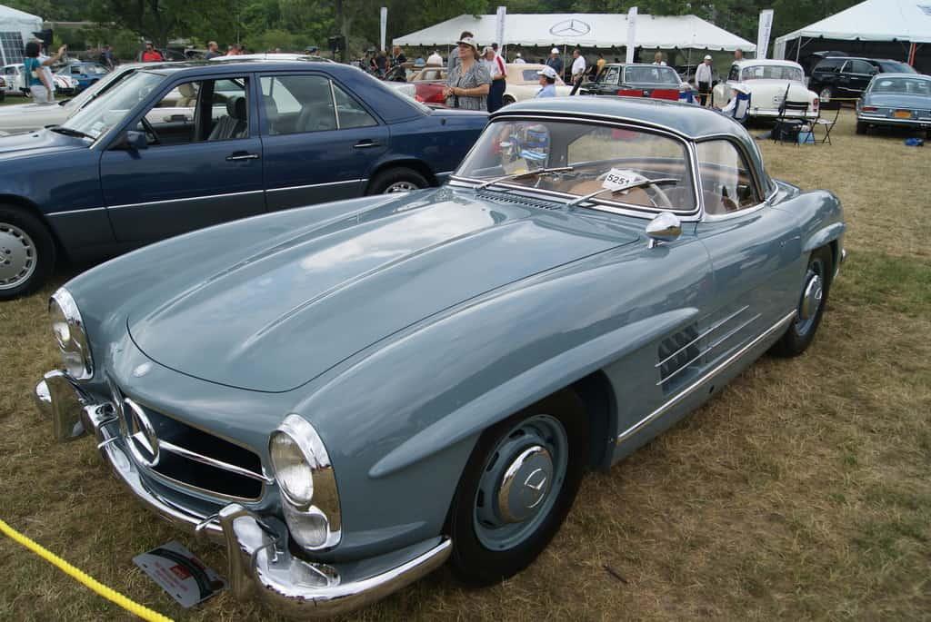 A gorgeous 300 SL