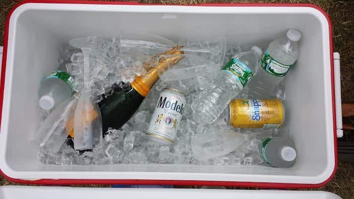 Our cooler
