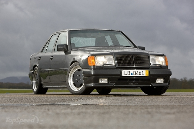 The game-changing 1986 AMG Hammer