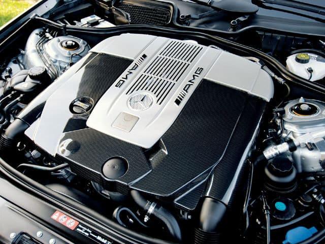 The AMG V12 bi-turbo 6.0 liter 670 horsepower motor is truly a work of art.