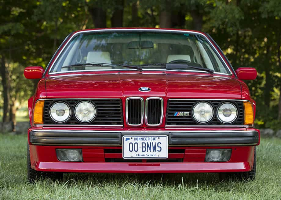 The 1988 BMW E24 M6: An emerging collectible classic?