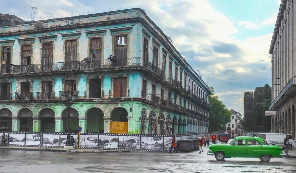 Downtown Havana (Photo by Sarah Willeman)