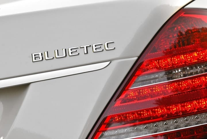 2012 S350 BlueTEC 4MATIC