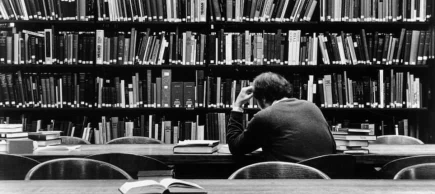 Library Patron - Reading Room (apf2-05486r)