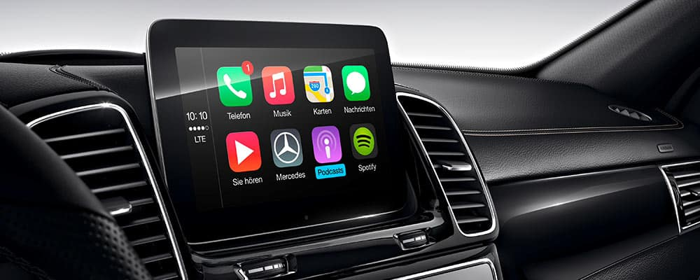 GLE-Apple-CarPLay