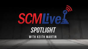 SCM Live Logo
