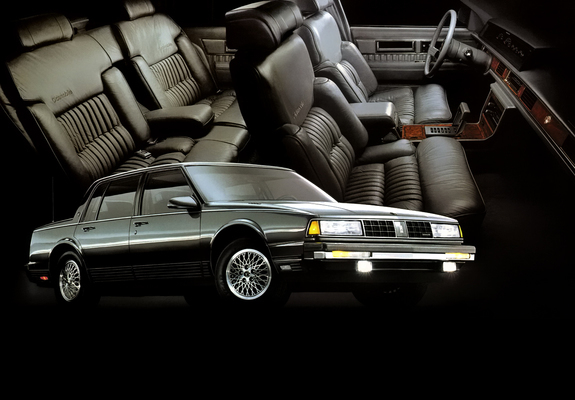 The 1987 Oldsmobile Touring Sedan